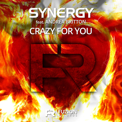 Synergy ft Andrea Britton - Crazy For You (Single)